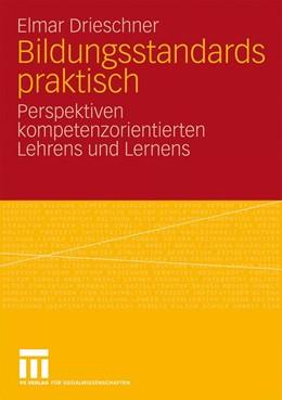 Abbildung von Drieschner | Bildungsstandards praktisch | 2008 | Perspektiven kompetenzorientie...