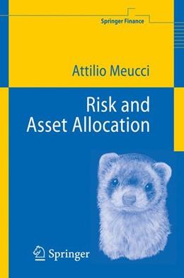Abbildung von Meucci | Risk and Asset Allocation | 1st ed. 2005. Corr. 3rd printing | 2009