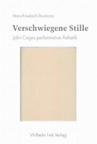 Verschwiegene Stille | Bormann, 2005 | Buch (Cover)