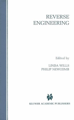 Abbildung von Wills / Newcomb | Reverse Engineering | <em>Reprinted from AUTOMATED SOFTWARE ENGINEERING, 3:1-2</em> | 1996