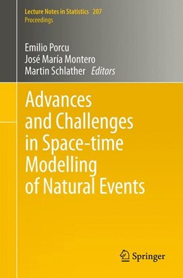 Abbildung von Porcu / Montero / Schlather | Advances and Challenges in Space-time Modelling of Natural Events | 2012 | Proceedings of the Spring Scho... | 207