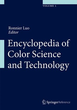 Abbildung von Luo | Encyclopedia of Color Science and Technology | 1. Auflage | 2016 | beck-shop.de