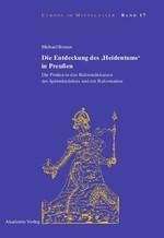 Die Entdeckung des 'Heidentums' in Preußen   Brauer, 2010   Buch (Cover)