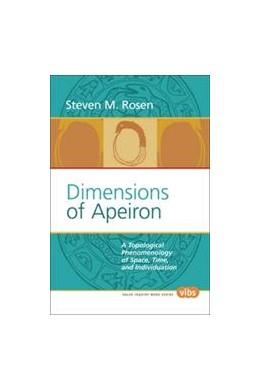 Abbildung von Rosen | Dimensions of Apeiron | 2004 | A Topological Phenomenology of... | 154