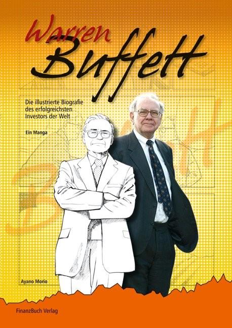 Warren Buffet | Morio, 2006 | Buch (Cover)