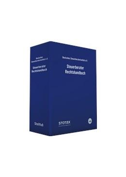 Abbildung von Deutsches Steuerberaterinstitut e.V. | Steuerberater Rechtshandbuch • mit Aktualisierungsservice | Loseblattwerk mit 150. Aktualisierung | 2020