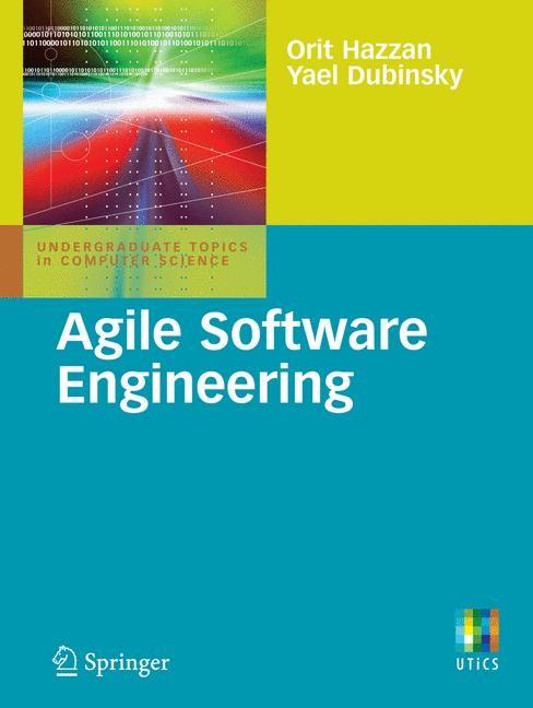 Abbildung von Hazzan / Dubinsky | Agile Software Engineering | 2008