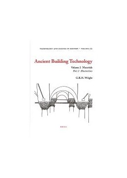 Abbildung von Wright | Ancient Building Technology, Volume 2: Materials (2 vols) | 2005 | 7