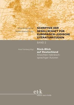 Abbildung von Rück-Blick auf Deutschland | 2009 | Ansichten hebräischsprachiger ... | 2
