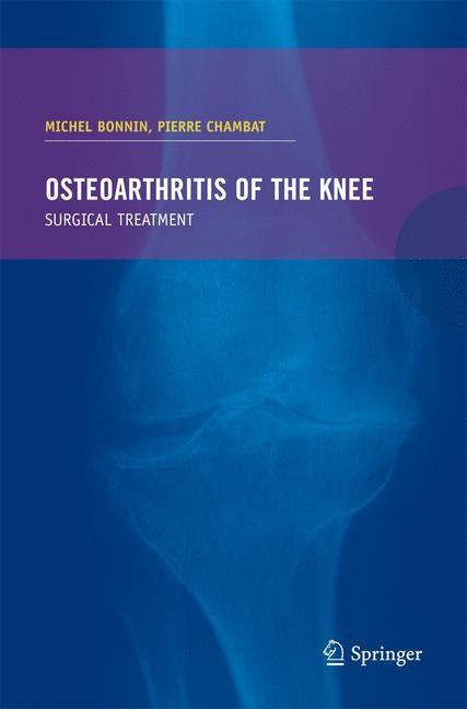 Abbildung von Bonnin / Chambat | Osteoarthritis of the knee | 2008