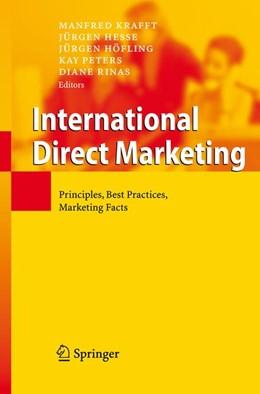 Abbildung von Krafft / Hesse / Höfling / Peters / Rinas | International Direct Marketing | 2007 | Principles, Best Practices, Ma...