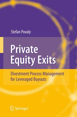 Abbildung von Povaly | Private Equity Exits | 2007 | Divestment Process Management ...