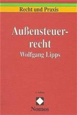 Abbildung von Lipps | Außensteuerrecht | 3. Auflage | 1997