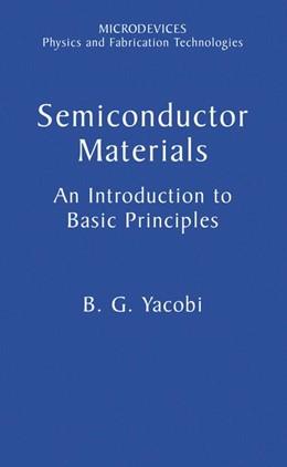 Abbildung von Yacobi | Semiconductor Materials | 2003 | 2003 | An Introduction to Basic Princ...