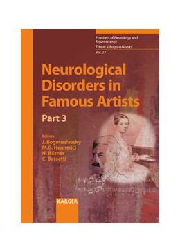 Abbildung von Bogousslavsky / Hennerici / Bäzner / Bassetti   Neurological Disorders in Famous Artists - Part 3   2010   27