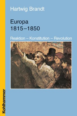 Europa 1815-1850 | Brandt, 2002 | Buch (Cover)