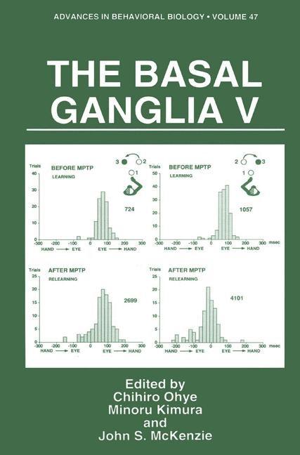 The Basal Ganglia V | Ohye / Kimura / McKenzie, 1997 | Buch (Cover)