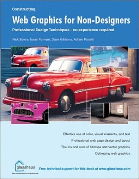Web Graphics for Non-Designers | Boyce / Forman / Gibbons | 1st ed., 2002 | Buch (Cover)