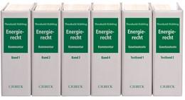 Abbildung von Theobald / Kühling | Energierecht | 108. Auflage | 2021 | beck-shop.de