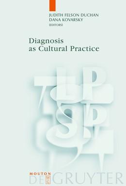 Abbildung von Felson Duchan / Kovarsky   Diagnosis as Cultural Practice   2006   16