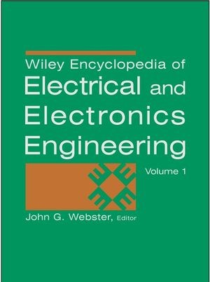 Abbildung von Webster | Wiley Encyclopedia of Electrical and Electronics Engineering | 2000
