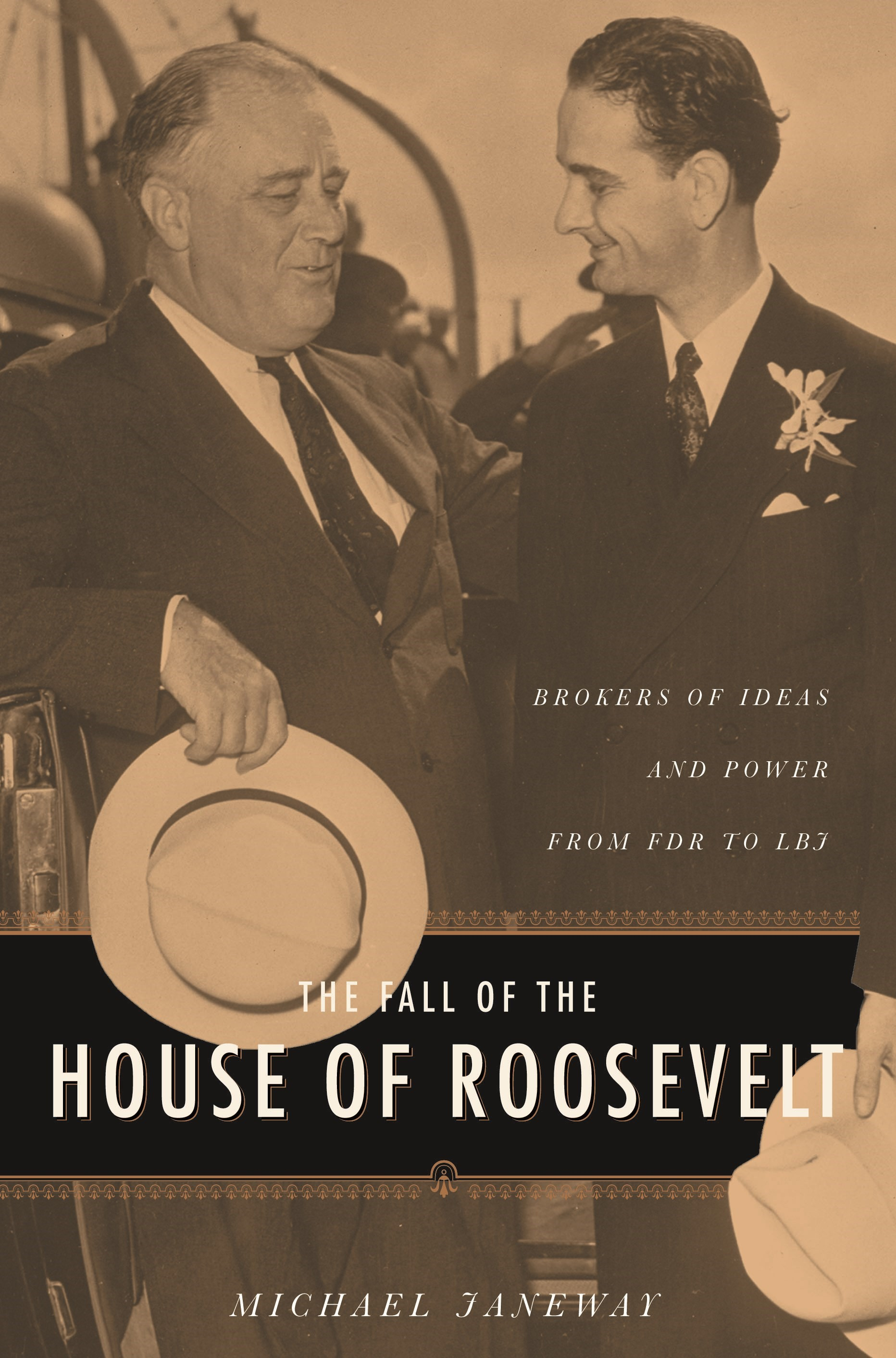 Abbildung von Janeway | The Fall of the House of Roosevelt | 2004