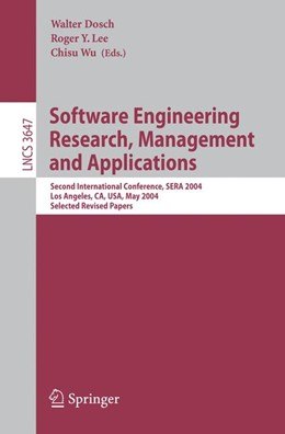 Abbildung von Dosch / Lee / Wu | Software Engineering Research and Applications | 2006 | Second International Conferenc... | 3647