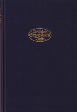 Abbildung von Schochow | Die Berliner Staatsbibliothek und ihr Umfeld | 2005 | 20 Kapitel preußisch-deutscher... | 87