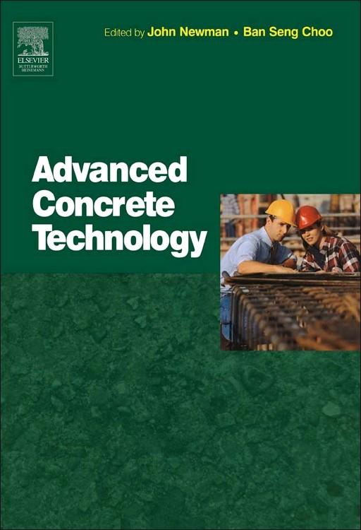 Abbildung von Newman / Choo | Advanced Concrete Technology Set | 2003