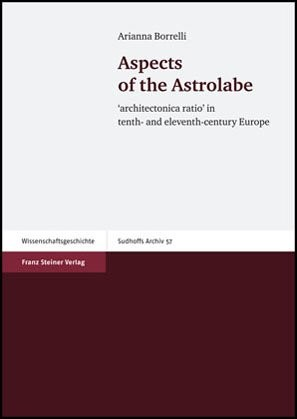 Aspects of the Astrolabe | Borrelli | 1. Auflage, 2008 | Buch (Cover)