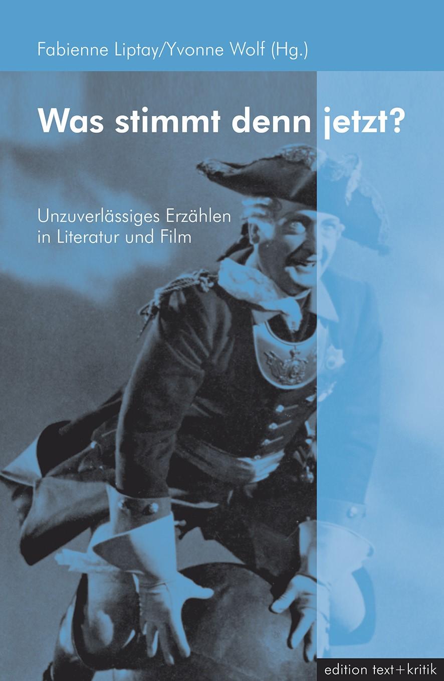 Was stimmt denn jetzt? | Liptay / Wolf, 2005 | Buch (Cover)