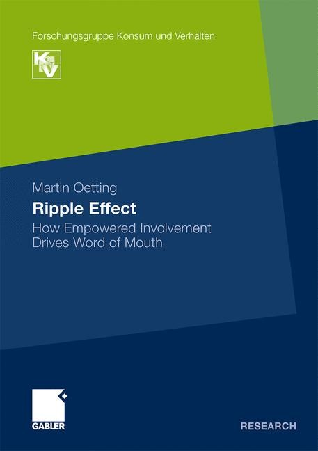 Ripple Effect | Oetting, 2009 | Buch (Cover)