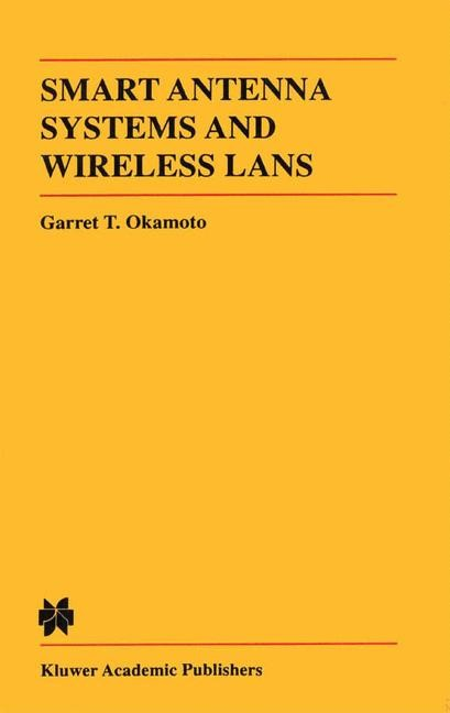 Smart Antenna Systems and Wireless LANs | Okamoto | 1999, 1998 | Buch (Cover)