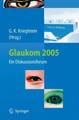 Abbildung von Krieglstein   Glaukom 2005   2005