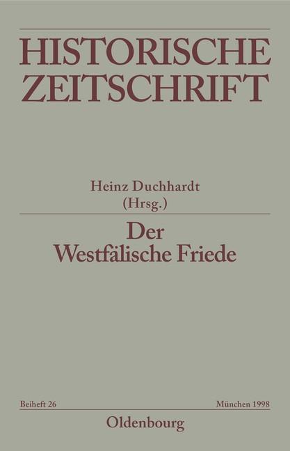Der Westfälische Friede | Duchhardt, 1998 | Buch (Cover)