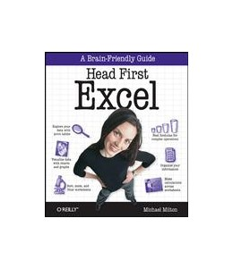 Abbildung von Michael Milton | Head First Excel | 2010 | A learner's guide to spreadshe...