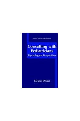 Abbildung von Drotar | Consulting with Pediatricians | 1995
