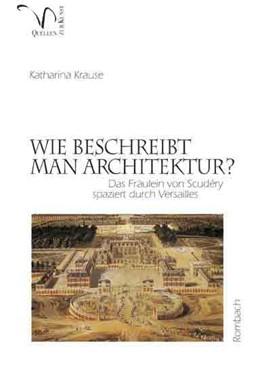 Abbildung von Krause | Wie beschreibt man Architektur? | 2002