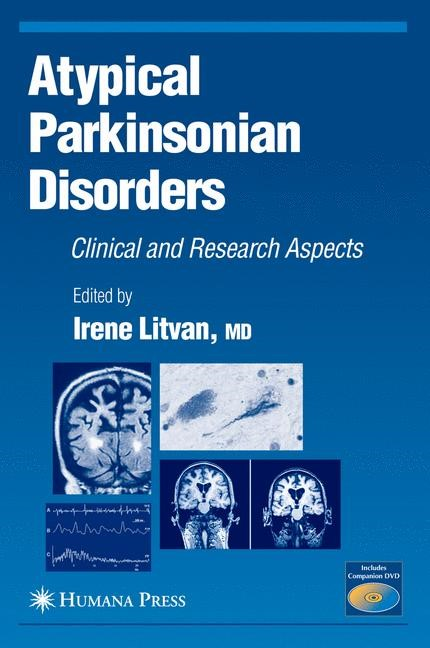 Atypical Parkinsonian Disorders   Litvan, 2005   Buch (Cover)