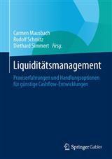 Liquiditätsmanagement | Mausbach / Schmitz / Simmert | 2016, 2017 | Buch (Cover)