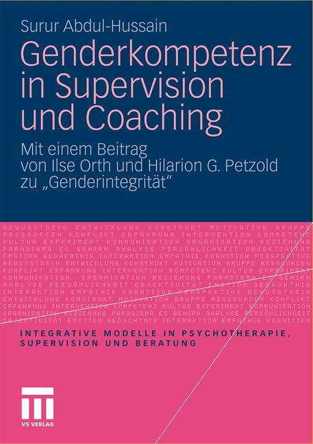 Genderkompetenz in Supervision und Coaching | Abdul-Hussain, 2011 | Buch (Cover)