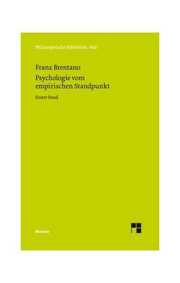 Abbildung von Kraus / Brentano | Psychologie vom empirischen Standpunkt / Psychologie vom empirischen Standpunkt | Nachdr. | 2013 | Erster Band | 192