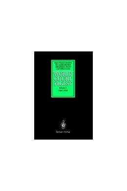 Abbildung von World Court Digest | 1st Edition. Softcover version of original hardcover edition 1993 | 2010 | Volume 1: 1986 - 1990 | 1