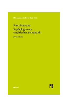 Abbildung von Kraus / Brentano | Psychologie vom empirischen Standpunkt | Nachdr. | 2013 | Zweiter Band. Von der Klassifi... | 193
