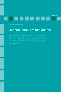 Der Spielraum des Imaginären | Bonnemann, 2007 | Buch (Cover)