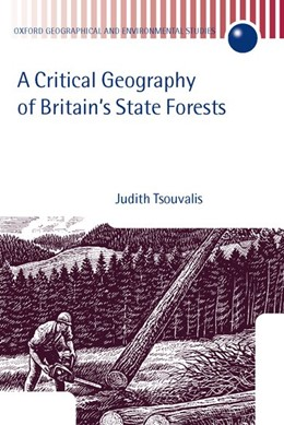 Abbildung von Tsouvalis | A Critical Geography of Britain's State Forests | 2001