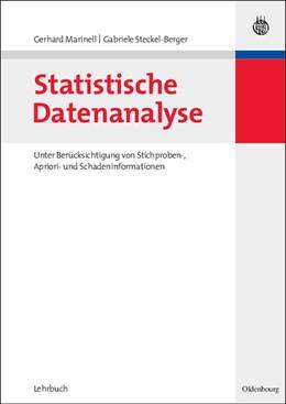 Abbildung von Marinell / Steckel-Berger | Statistische Datenanalyse | 2007 | Unter Berücksichtigung von Sti...