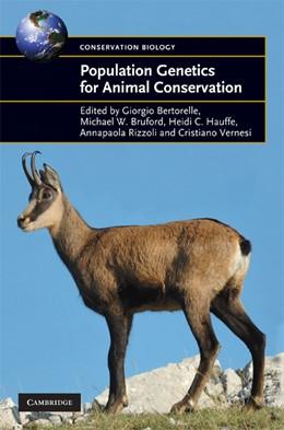 Abbildung von Bertorelle / Bruford / Hauffe   Population Genetics for Animal Conservation   2009   17