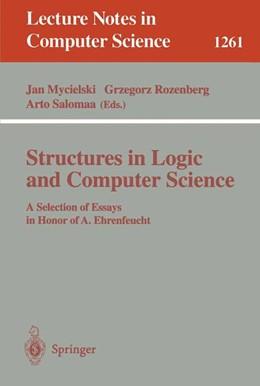 Abbildung von Mycielski / Rozenberg / Salomaa | Structures in Logic and Computer Science | 1997 | 1261