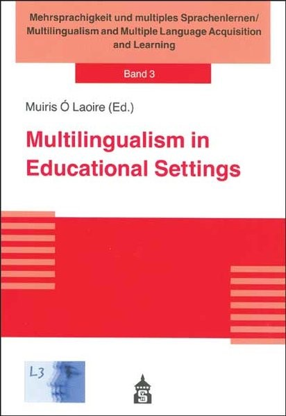 Multilingualism in Educational Settings | OLaoire, 2006 (Cover)